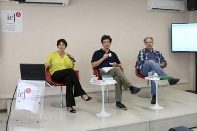 Fernanda De Negri, Mario Sergio Salerno e Glauco Arbix