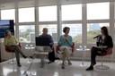 Maria da Penha Vasconcelos, Wagner Costa Ribeiro, Silvia Serrao-Neumann e Gabriela Di Giulio