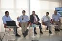 Weber Amaral, Marcelo Vieira, Rubens Rizek, Luiz Fernando do Amaral e Paulo Favaret