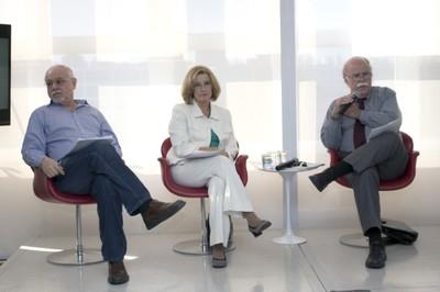 Bernardo Sorj, Lia Zanotta e Francisco Zapata