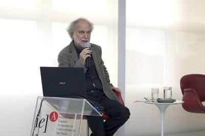 Conferência de Massimo Canevacci - 27 de abril de 2015