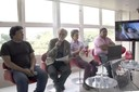 Félix Rondon Adugoenau, Massimo Canevacci, Sylvia Caiuby Novaes e Kleber Rodrigues Meritororeu