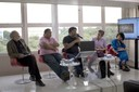 Massimo Canevacci, Kleber Rodrigues Meritororeu, Félix Rondon Adugoenau, Sylvia Caiuby Novaes e Betty Mindlin