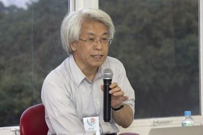Conferência com Takao Kondo - 22 de abril de 2015