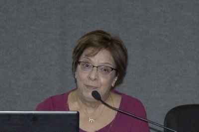 Conferência com Vera Lucia Imperatiz-Fonseca - 25 de abril de 2015