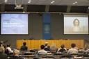 Videoconferência de Anjuli Gupta do Course Success Team of Coursera - 22 de abril de 2015