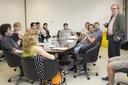 Till Roenneberg fala sobre o MOOC com os participantes