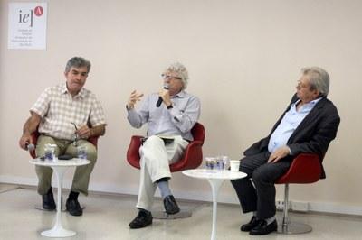 Leandro Del Moral Ituarte, Pedro Jacobi e Bernard Barraqué