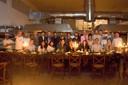 Jantar de encerramento na Nekas Gastronomia - 29 de abril de 2015