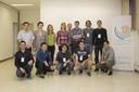 Os 13 participantes da Intercontinental Academia - 25 de abril de 2015