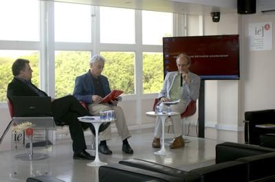 Martin Grossmann abre o debate