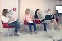 Silvia Helena Zanirato, Mirta Dina Geary, Maria Griselda Gunther e Gabriela Marques Di Giulio