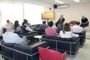 Ricardo Ochoa inicia sua apresentação