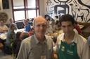 Martin Grossmanm e Rodrigo de Oliveira (chef do restaurante Mocotó) - 19 de abril de 2015