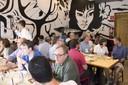 Almoço no Mocotó - 19 de abril de 2015
