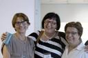 Helena Nader, Regina Markus e Vera Lúcia Fonseca