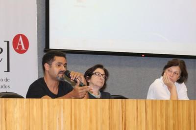 Alessandro Oliveira dos Santos, Adriana Veríssimo Serrão e Alessandra Criconia