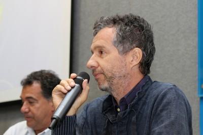 Paulo Sérgio Barreto e José Oswaldo Soares de Oliveira