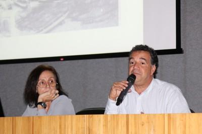 Sandra Maria Patrício Ribeiro e Paulo Sérgio Barreto