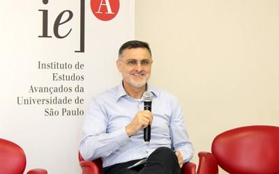 Marcos Moraes abre o evento