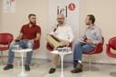 Michele Dalla Fontana, Leandro Giatti e Joshua Daniel Shake