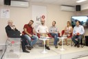Pedro Jacobi, Michele Dalla Fontana, Leandro Giatti, Joshua Daniel Shake, Patricia Constante Jaime e Célio Bermann