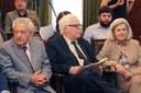 Alfredo Bosi, Sérgio Paulo Rouanet e Bárbara Freitag