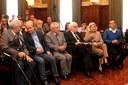 Paulo Saldiva, Renato Janine Ribeiro, Alfredo Bosi, Sérgio Paulo Rouanet, Bárbara Freitag e Eduardo Saron