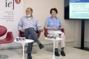 Pablo Mariconda e Helen Miller