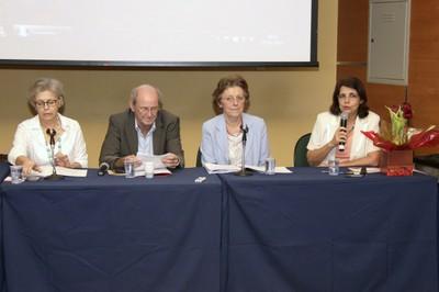 Neli Aparecida de Mello-Théry, Gérard Chuzel, Maria-Françoise Chevallier-Le Guyader e Maria Cristina Motta de Toledo