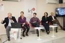 Colombo Celso Gaeta, Carina Ulsen, Cleyton de Carvalho Carneiro, Lucy Gomes Sant'Anna e Silvio de Oliveira Jr.