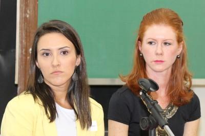 Rafaella Guimarães Moraes Camargo e Ana Laura Benevenuto Amorim