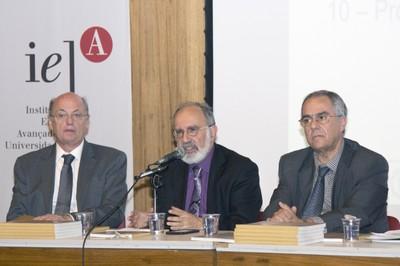 Giovanni Guido Cerri, Guilherme Ary Plonski e Péricles Pessoa Salazar