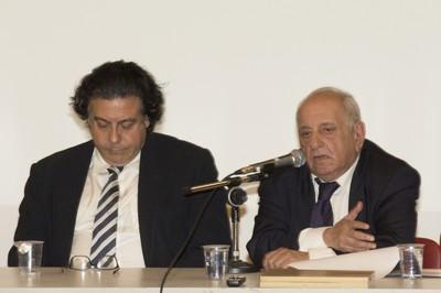 Júlio Resende e Michel Abdo Alaby