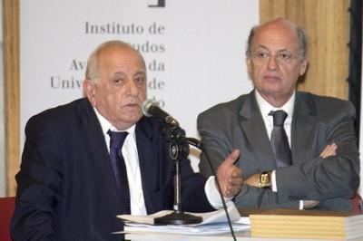 Michel Abdo Alaby e Giovanni Guido Cerri