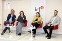 Bruno Paes Manso, Maria Fernanda T. Peres, Helena Ribeiro e Sérgio Cristancho Marulanda