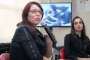 Helcimara Telles e Juliana Fratini