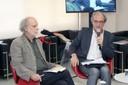 Massimo Canevacci e Martin Grossmann