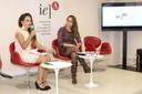 Fabrina Moreira Silva e Cristina Pontes Bonfiglioli