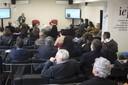 Público durante a conferência de Roenneberg