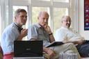 Michael Elliott, Martin Grossmann e Jeffrey Lesser
