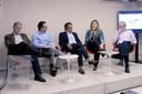 Bastiaan Reydon, Bernard Appy, André Guimarães, Rossana Fernandes Duarte e João Paulo Ribeiro Capobianco
