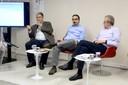Bernard Appy, Bastiaan Reydon e João Paulo Ribeiro Capobianco