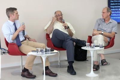 Michael Elliott, Jeffrey Lesser e Martin Grossmann