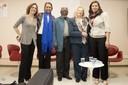 Sylvia Dantas, Ligia Fonseca Ferreira, Kabengele Munanga, Maura Véras e Adriana Capuano de Oliveira