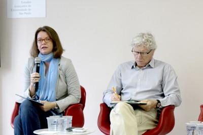 Vanessa Empinotti e Pedro Jacobi