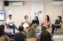 Thiago Sevilhano Puglieri, Regina Costa Pinto, Maria Luisa Otero D'Almeida, Camilla Vitti Mariano e Dalva Lúcia Araújo de Faria