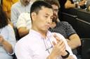 Davi Nakano, um dos debatedores convidados