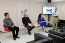 Paulo Teixeira Iumatti, Carlos Roberto Ferreira Brandão, Ana Paula Cavalcanti Simioni e Guilherme Ary Plonski