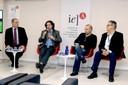 Cleverson Andreoli, Valdir Fernandes, Tadeu Fabrício Malheiros e Paulo Lourenção